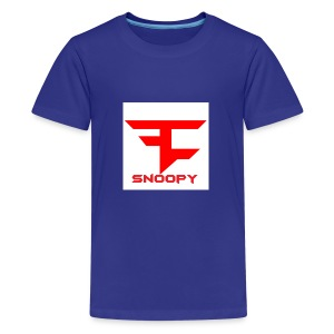 FaZe Snoopy phone cases and shirts - Kids' Premium T-Shirt