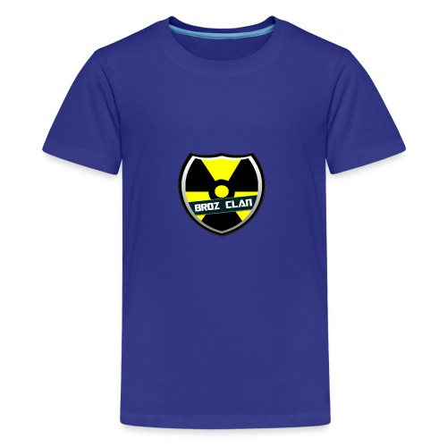 BroZ Logo no back - Kids' Premium T-Shirt