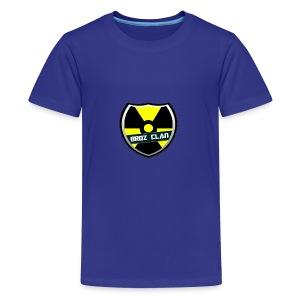 BroZ Logo no back - Kids' Premium T-Shirt