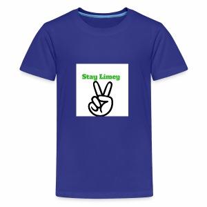 Peace Brand White - Kids' Premium T-Shirt
