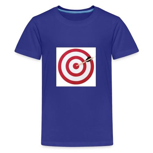 bulls eye - Kids' Premium T-Shirt