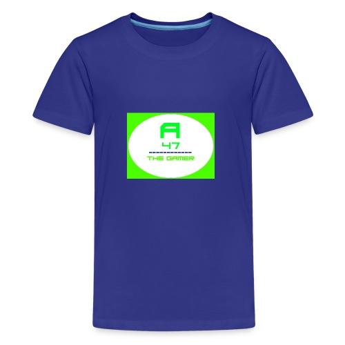 Agent47 - Kids' Premium T-Shirt