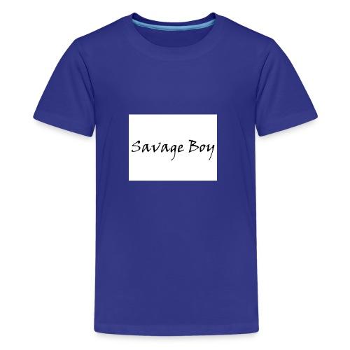 Savage Boy - Kids' Premium T-Shirt