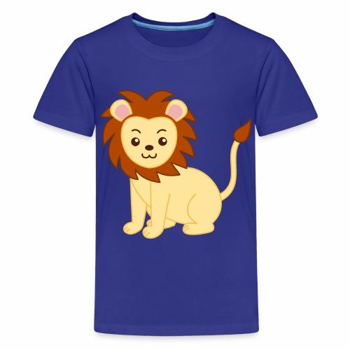 lionpouncing gaming merch - Kids' Premium T-Shirt