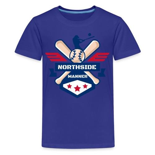 Northside Manner - Kids' Premium T-Shirt