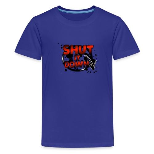 dd - Kids' Premium T-Shirt