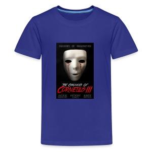Shadows of Imagination - Kids' Premium T-Shirt