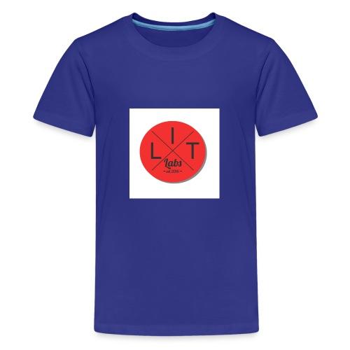 LIT LABS - Kids' Premium T-Shirt
