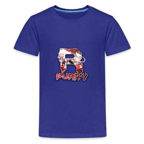 Rose_Purity - Kids' Premium T-Shirt