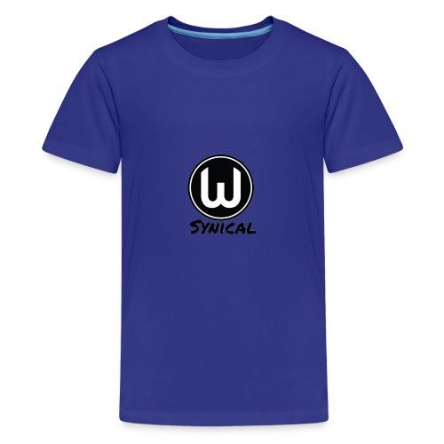 Synical logo - Kids' Premium T-Shirt