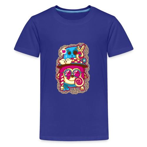 I love candy - Kids' Premium T-Shirt