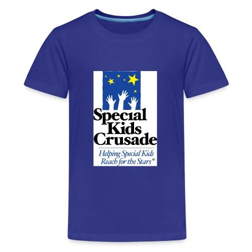 SKC Logo CircleR RGB - Kids' Premium T-Shirt