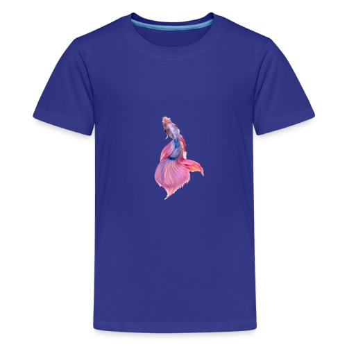 Colored Fish - Kids' Premium T-Shirt