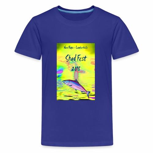 Shad Fest #2 - Kids' Premium T-Shirt