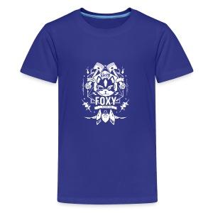 Foxy Racing - Kids' Premium T-Shirt