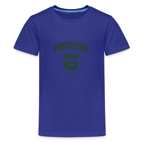 Vintage Portugal - Kids' Premium T-Shirt