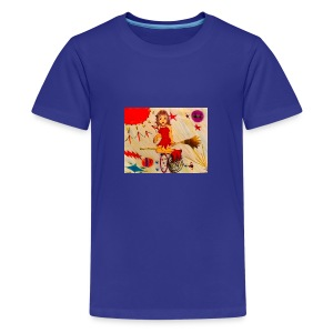 Psychobiology Bruja - Kids' Premium T-Shirt