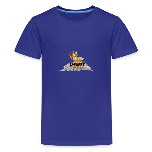 DAJUAN NEW LOGO 15 - Kids' Premium T-Shirt