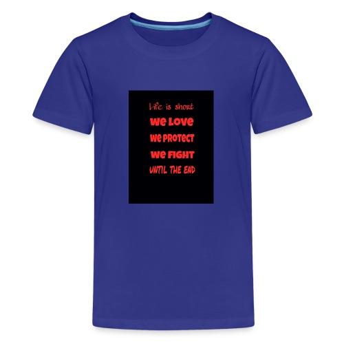 2017 14 11 03 25 24 - Kids' Premium T-Shirt