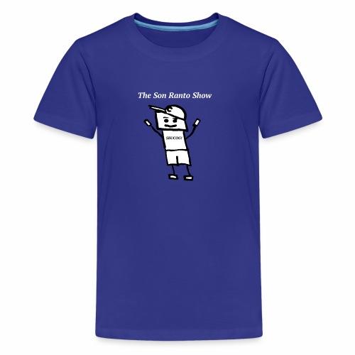 Cubes Fan - Kids' Premium T-Shirt