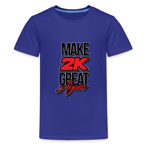 Make 2k Great Again - Kids' Premium T-Shirt