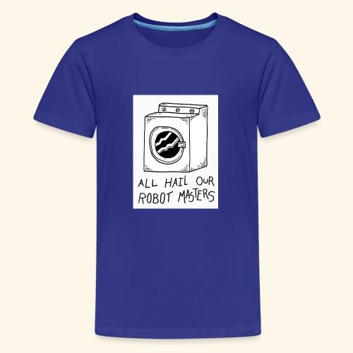 The Aalam Dzign's - Kids' Premium T-Shirt