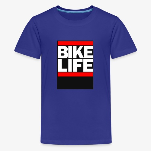 bike life - Kids' Premium T-Shirt
