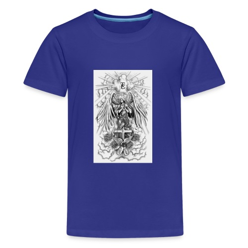 guardian angel - Kids' Premium T-Shirt