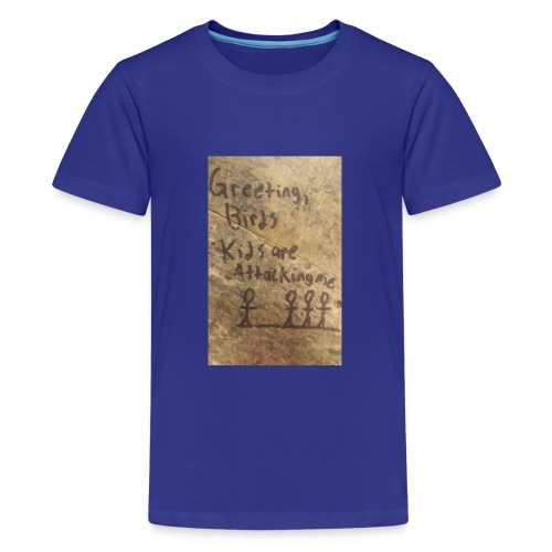 Kids are attacking me - Kids' Premium T-Shirt