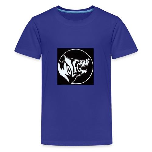 WOLFHEAD - Kids' Premium T-Shirt
