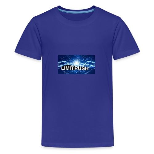 Limit Push - Kids' Premium T-Shirt