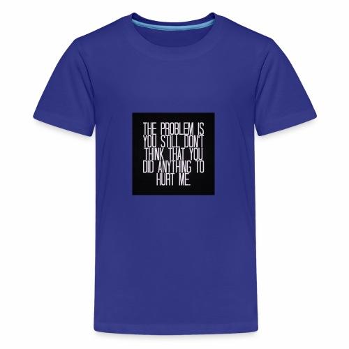 Its a Sad Quote - Kids' Premium T-Shirt