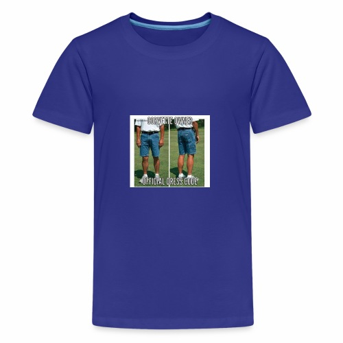 Corvette owners clothing - Kids' Premium T-Shirt