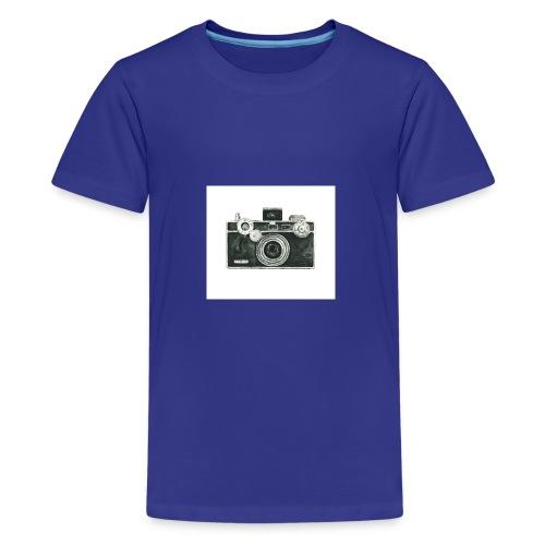 Vintage Camera - Kids' Premium T-Shirt