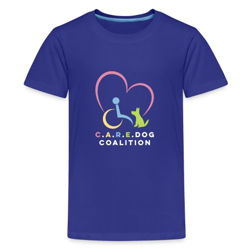 Simple CDC Logo - Kids' Premium T-Shirt