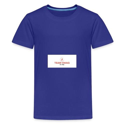 Teamswag4life - Kids' Premium T-Shirt
