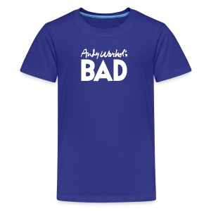 Andy Warhol s BAD - Kids' Premium T-Shirt