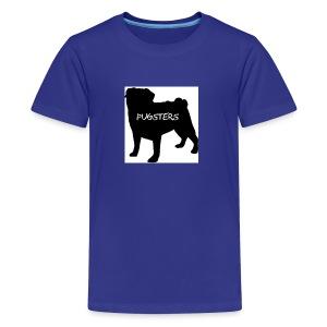 PUGSTERS - Kids' Premium T-Shirt