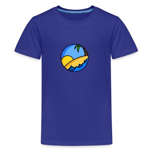 Beach - Kids' Premium T-Shirt