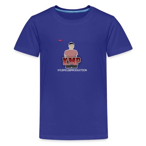 Merch with KylemcleePRODUCTION! - Kids' Premium T-Shirt