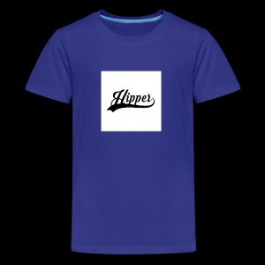 Hipper Logo - Kids' Premium T-Shirt