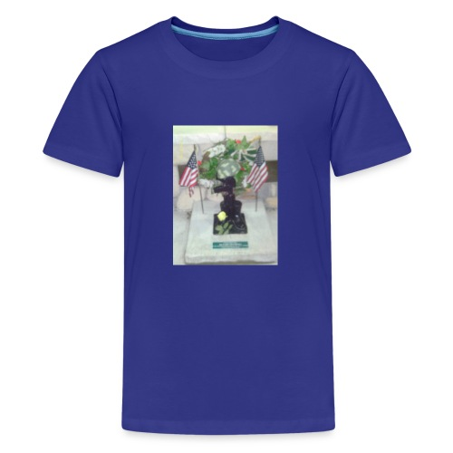 In Memory of the Fallen - Kids' Premium T-Shirt