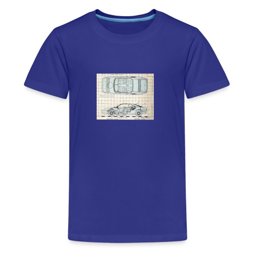 drawings - Kids' Premium T-Shirt