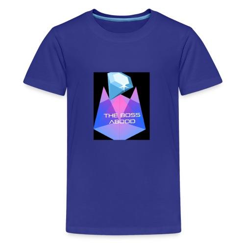 The boss abood march - Kids' Premium T-Shirt
