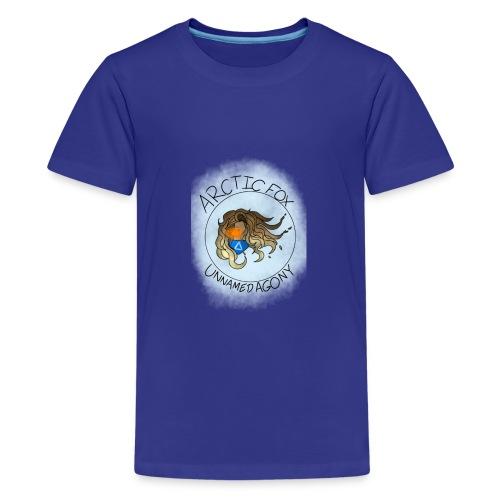 ArcticFox/ UnnamedAgony - Kids' Premium T-Shirt