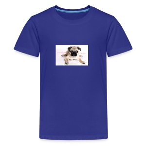 be a super pug savage merch - Kids' Premium T-Shirt