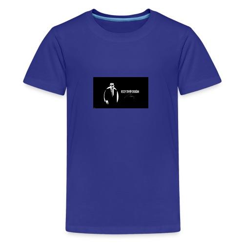 t-shirt design spain - Kids' Premium T-Shirt