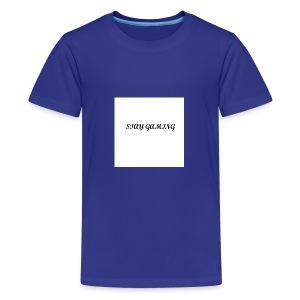 STAY GAMING - Kids' Premium T-Shirt