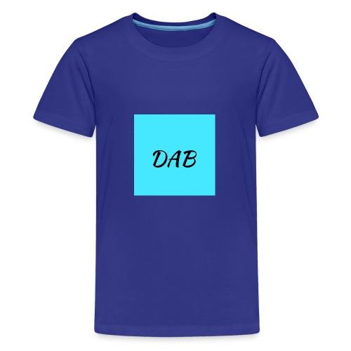 Ocean DAB - Kids' Premium T-Shirt