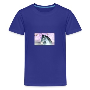 Just an inverted horse - Kids' Premium T-Shirt